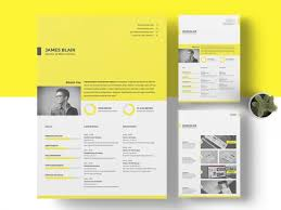 Free Indesign Resume Template Free Indesign Templates