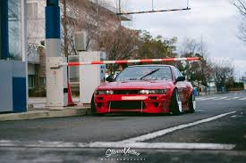 nissan drift cars timeless beauty takashi u0027s nissan silvia s13 stancenation
