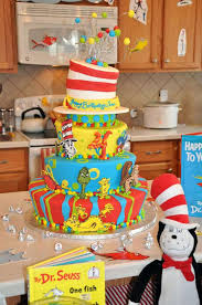 dr seuss party ideas dr seuss party decorations birthday ideas photo of catch my cake