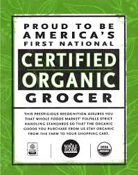 your certified organic grocery store whole foods market