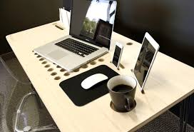 Built In Computer Desks 20 Uniquely Designed Workstations U0026 Office Desks Hongkiat