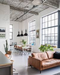 industrial interior eclectic industrial style pinteres