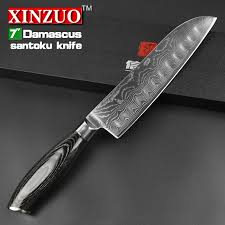 japanese damascus kitchen knives japanese chef knife 7inch japanese chef knife 73 layers