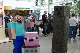 Halloween Minecraft Costumes Amazing Minecraft Costumes U0027ll Kotaku Australia