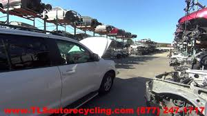 parting out 2008 toyota sequoia stock 6317or tls auto recycling