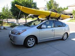 roof rack for toyota prius anyone here drive a prius with either a roof rack or hitch