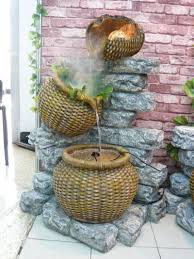 decorative water fountains for home fascinating home water fountain designs 13 in home decoration