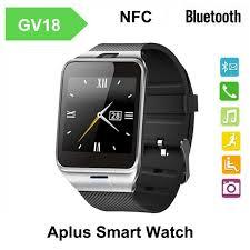 aplus watch aplus gv18 bluetooth smart watch phone 1 54 inch gsm