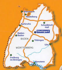 map germany 545 michelin regional germany south west germany maps where