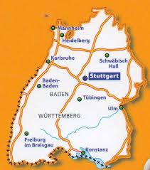 map germnay 545 michelin regional germany south west germany maps where