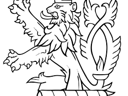 download scotland coloring pages ziho coloring
