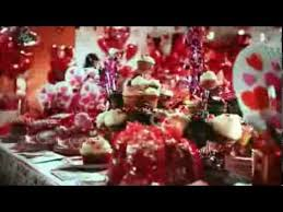 Party City Christmas Window Decorations by Tv Spot Party City Valentine U0027s Day Party Nobody Has More