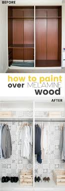 what of paint do you use on melamine cabinets pin on diy for house