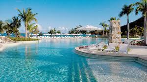 radisson st martin infinity edge pool tropical whisper
