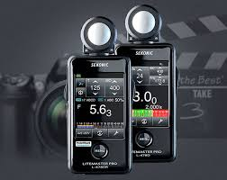 sekonic litemaster pro light meter sekonic announces the world s first touchscreen light meters