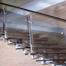 Glass Banisters Cost Stainless Steel Railings Exporter From Mumbai