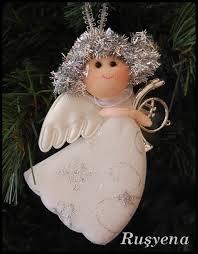 677 best christmas angels images on pinterest crochet angels