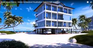 architectural 3d rendering design and animation studio united
