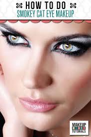 makeup cat eyes dramatic black 39cat eye39 liner makeup tutorial