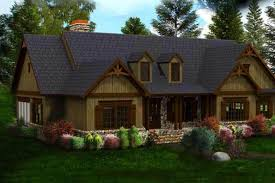 Country Craftsman House Plans One Or Two Story Craftsman House Plan Country Craftsman House Plan