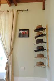storage tips 7 cool hat storage ideas small room ideas