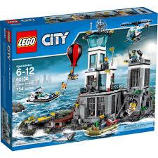 lego city prison island 60130 toys