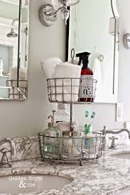 Bathroom Sink Organizer by Best 20 Wire Basket Storage Ideas On Pinterest U2014no Signup Required