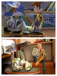 live action toy story our interview with jonason pauley pixar post again notice the amazing details of the items in the background