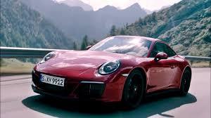 Porsche 911 Gts - 2017 porsche 911 carrera gts overview youtube