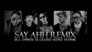 Wedding Dress J Reyez Say Ahh Asian Remix J R A D Pryde Lil Crazed J Reyez