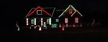farris family christmas lights show home facebook