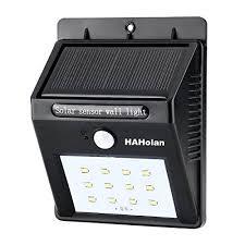Best Outdoor Motion Sensor Lights Top 5 Best Solar Motion Sensor Light Outdoor For Sale 2016