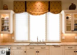 Curtain For Kitchen Window Decorating Best Kitchen Window Curtain Ideas Treatments Inside For 17
