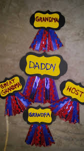 superman baby shower superman baby shower theme i made for my crafty