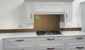 Kitchen Splashbacks Glass Metallic Painted Kitchen Glass Splashbacks Pearl Gold