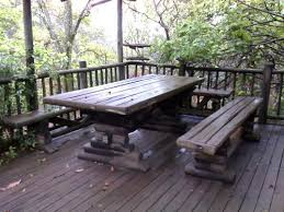 Pull Scar Timber Company - Heavy patio furniture