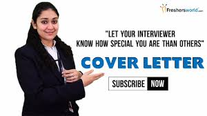 how to create a cover letter for a resume how to write a cover letter for resume youtube