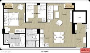 plan cuisine en parall鑞e 泰國曼谷酒店式公寓siamese nanglinchee 泰國房地產
