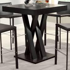 table narrow bar height set talkfremont