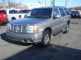 03 cadillac escalade for sale cadillac escalade 2003 in w springfield ma worcester ma
