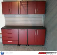 garage workbench and cabinets local redline garage cabinets dealer gives tiny staten island garage