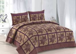 maple ridge quilt king size american hometex quilts king size