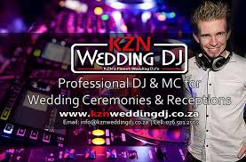 wedding dj kzn wedding dj durban south africa