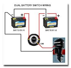 battery isolator installation question with dual switch wiring