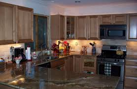 backsplash ideas for small kitchen floating kitchen counter