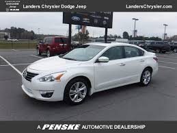 nissan sedan 2015 2015 used nissan altima 4dr sedan i4 2 5 sl at landers ford