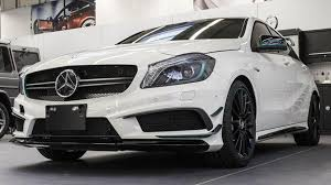 mercedes a45 amg 2014 2014 mercedes a45 amg petronas green edition launched in
