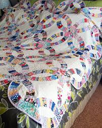 Wedding Ring Quilt by Quilts We U0027ve Made Double Wedding Ring