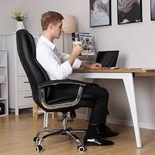 test fauteuil de bureau le meilleur comparatif fauteuil de bureau cuir et bois pour 2018