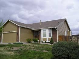 decoration ranch house paint colors with after the home was painted 16